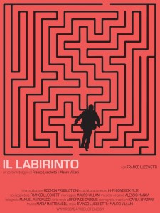 Poster Il_labirinto