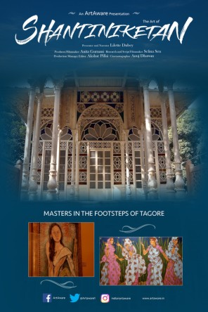 The Art of Shantiniketan: Masters in the Footsteps of Tagore