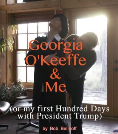 Georgia O'Keefe and Me