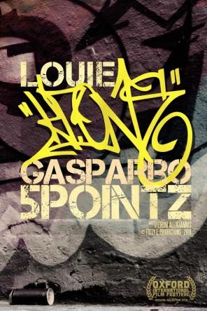 Louie (KR.ONE) Gasparro 5POINTZ
