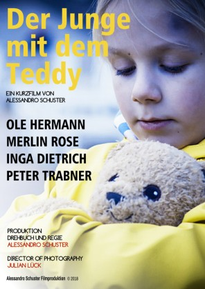 The Boy With The Teddy