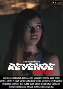 Revenge How Long?