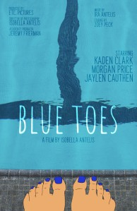 Blue Toes