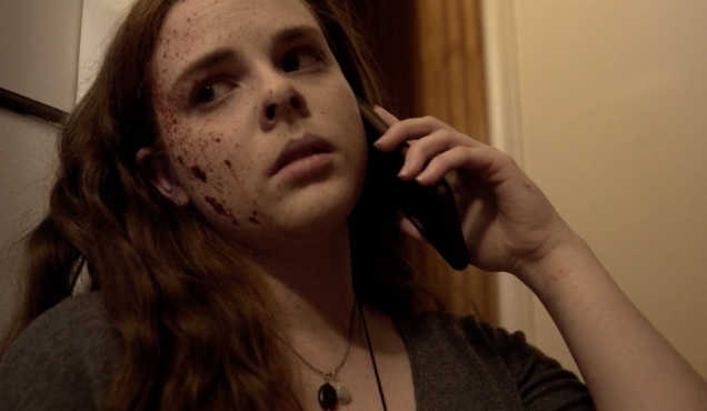 """Claire Gagnon-King, the lead character of """"Contrition"""""""