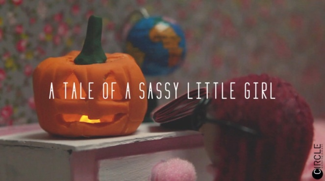 A Tale of a Sassy Little Girl