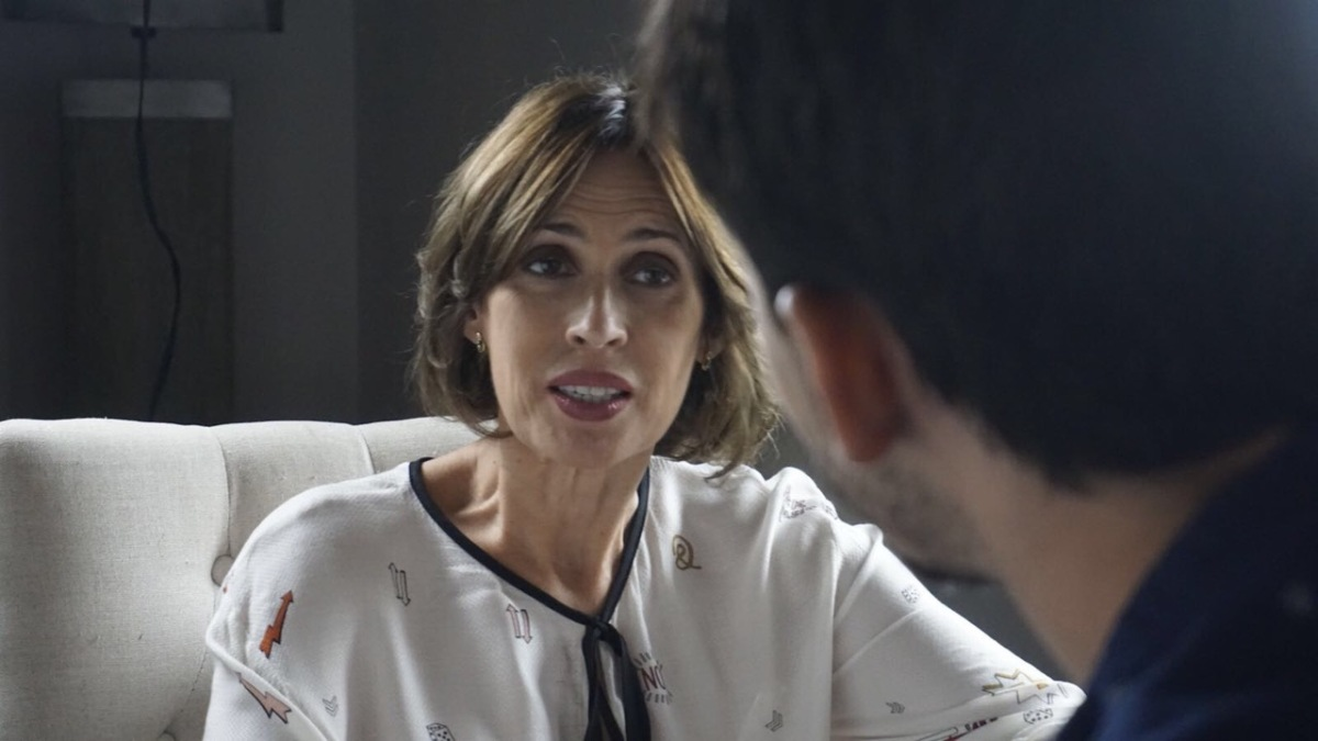 "Lola Marcelli in ""El perdón (Forgiveness)"""