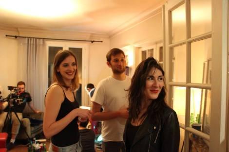 Manon Watterlos, Damien Humbert & Tanya Mattouk