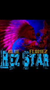 Blue Flamez: To The Sky