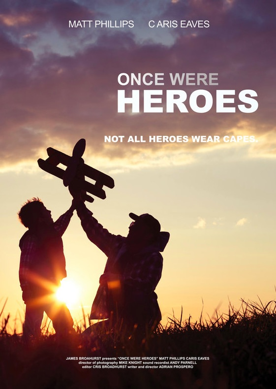 Once Were Heroes
