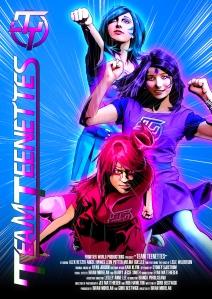 Team Teenettes Cover