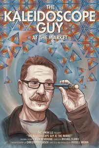 The Kaleidoscope Guy at the Market