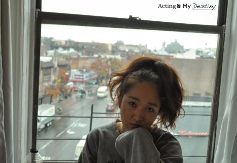 Acting Is My Destiny
