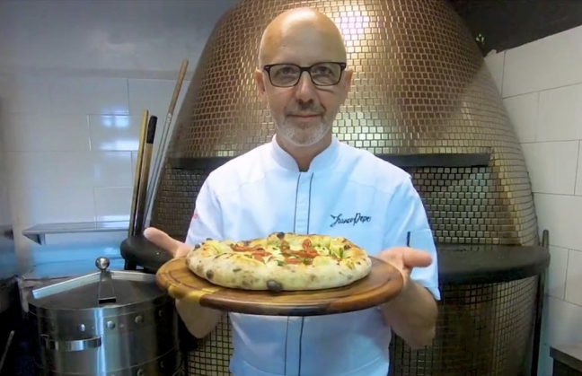 Italian Pizza Masters