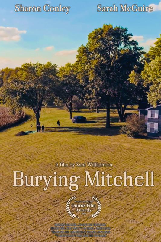 Burying Mitchell