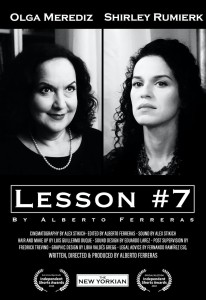 Lesson #7 by Alberto Ferreras
