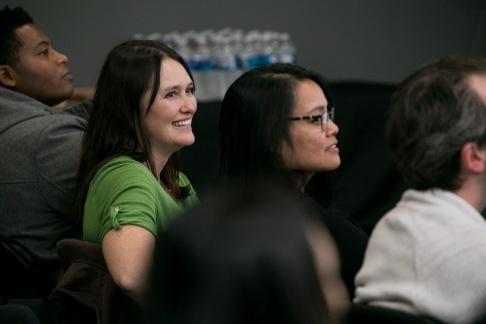 Alisha Seaton and Qianzi Gao