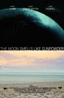 The Moon Smells Like Gunpowder