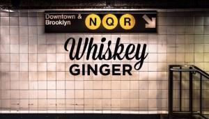 Whiskey Ginger