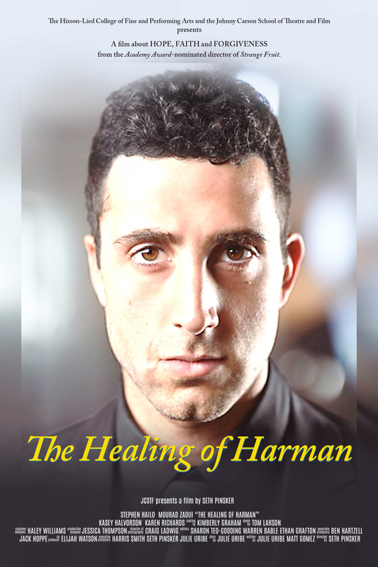 The Healing of Harman