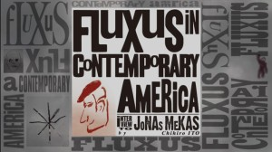 Fluxus In Contemporary America
