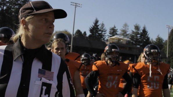 Her Turf: The Untold Story about Three Female Football Refs