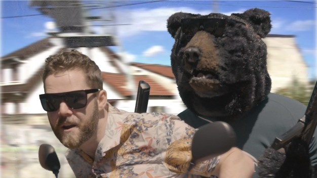 J City Heights: Bear and Bitcoin
